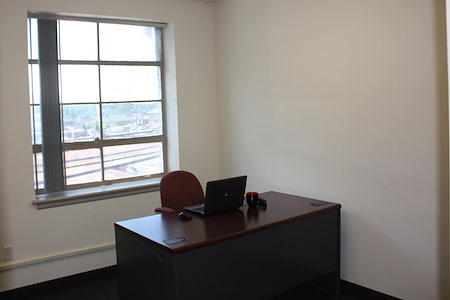 Pearl Street Business Center in Metuchen, NJ - Suite 202 - Private Office