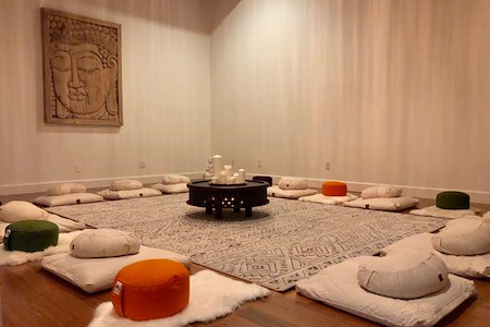 the Lighthaus - Moon Meditation Suite