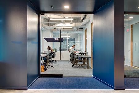 CENTRL Office | Downtown Dallas - Private Office - 3 person
