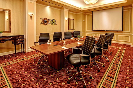 Marriott Austin South - Republic Boardroom