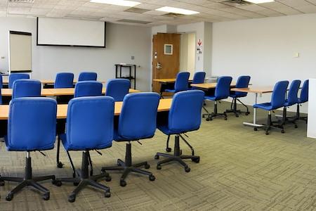 Office Options Meeting Room Facilities - Lg. Training Room