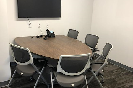 Workbar Salem - Hatch Conference Room
