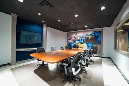 Rockstar Building - Rockstar Building Co-Working Space