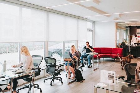 University CoWork - Flex Office Space