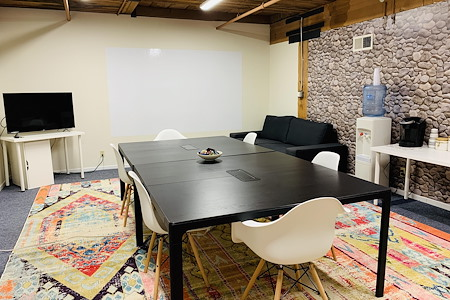 CO-Spot's Conference Rooms - CO-Spot Zen Conference Room
