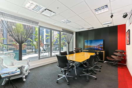 Aurora Design - Private CBD Office Space With a Terrace
