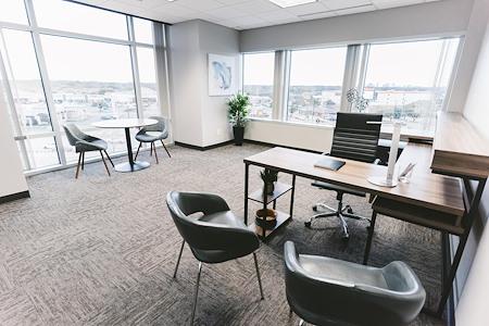 WORKSUITES | Houston Galleria - EXTERIOR Suite #305