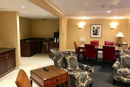 Four Points by Sheraton Wakefield Boston Hotel - Private office/meeting room