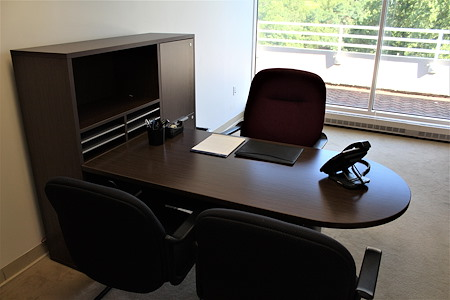 Source Office Suites Tysons Corner - Corner, Window Office for 4!