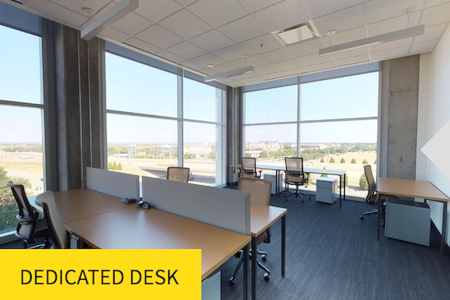 Venture X | Denver South - Dedicated Desk