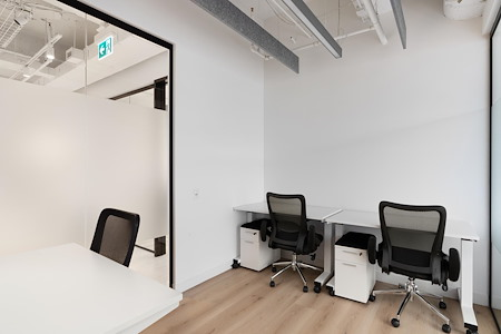 Vancouver Office Space