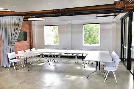 Higher Spaces - Meeting Room 2
