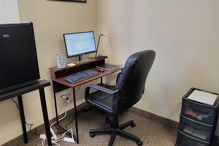 BeGreat Media Group - Desk