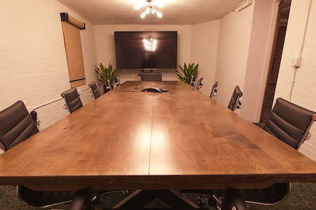 Wheelhouse Cowork - Vault Conference Room