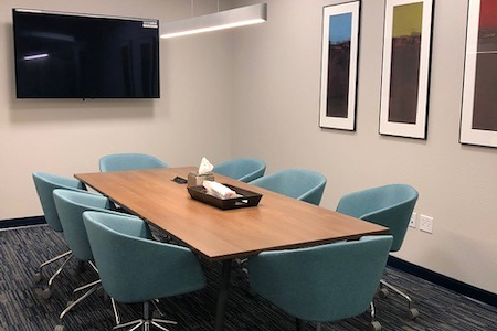 Pacific Workplaces - Watt - Arden Conference Room