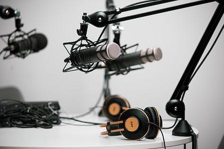 The Village Workspace - Media Room