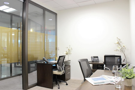 Silver Suites Offices - 7 World Trade Center - Suite 39