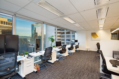 iQ Offices | 1055 West Georgia St. - Office Suite for 23