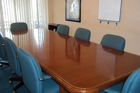 Crealde Business Center LLC - Conference Room - Downstairs