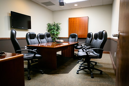 YourOffice - Birmingham - Board Room