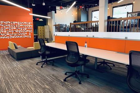 25N Coworking - Geneva - Flex Desk Unlimited