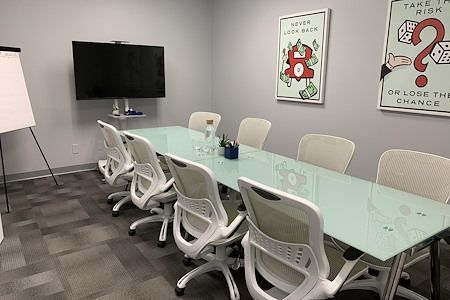 JoyCo - Conference Room with Whiteboard Walls
