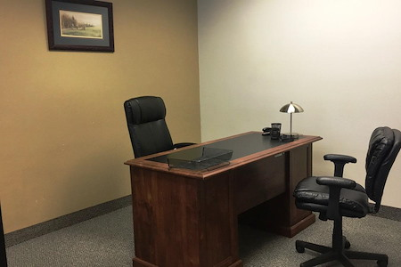 Blue Sun Office Suites - Private Office 204