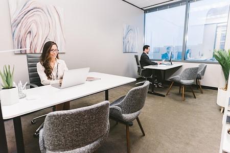 WORKSUITES | Dallas Galleria Tower Three - INTERIOR OFFICE | 1-3 PEOPLE