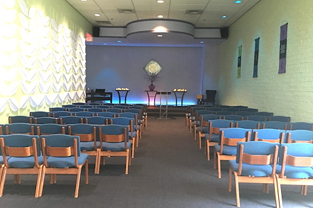 Unity International Peace & Conference Center - Peace Chapel