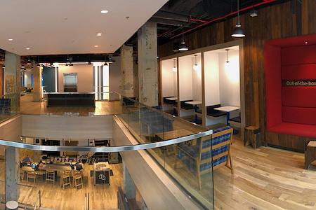 Capital One Cafe - Portland - Meeting Room 2