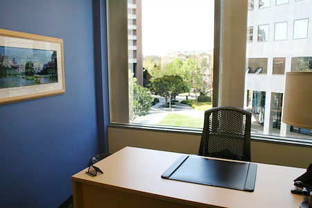 Intelligent Office of San Diego - Window Office in La Jolla - Suite 203