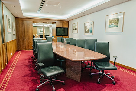 Servcorp MLC Centre - Premium Boardroom | 6 Person