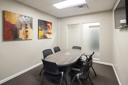 Roseville Executive Suites - Small Conference Room
