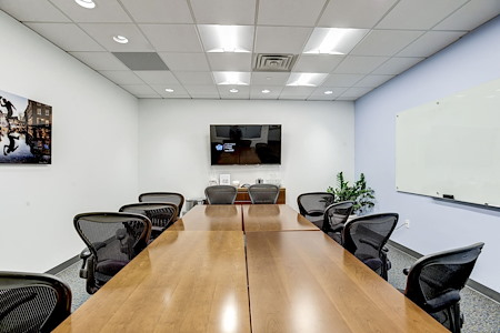 Carr Workplaces - Old Town - Torpedo Conference Room