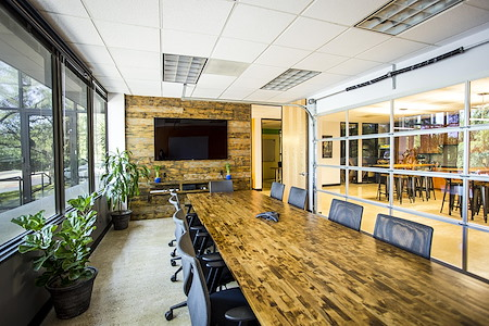 Sparksight - Beautiful Off-Site meeting room