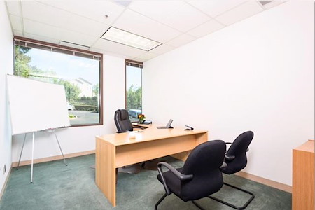 Executive Base Network - Private 1 Person Window Office