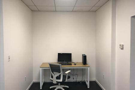 GSE Global - Private desk 1