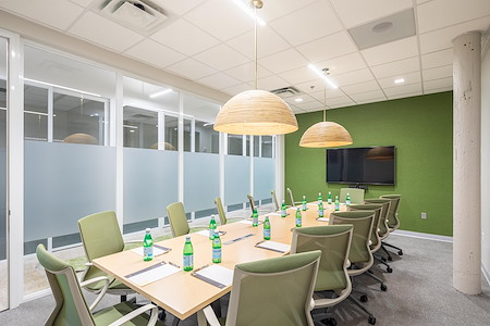 Venture X | Charleston - Garco Mill - Palmetto Boardroom