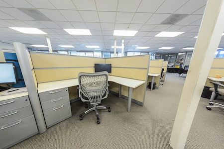 Silicon Valley Business Center - Dedicated Workstation | Suite 201