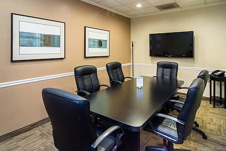 (AES) Airport Executive Suites - Window Office