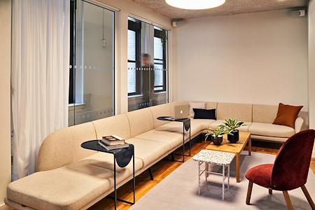 Meet In Place SoHo - Premium meeting room - Grand Salon #10