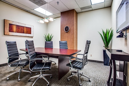 Office Base - Smaill; Meeting Room