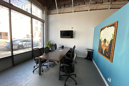 Office Space in Downtown Pomona - Meeting Room 1