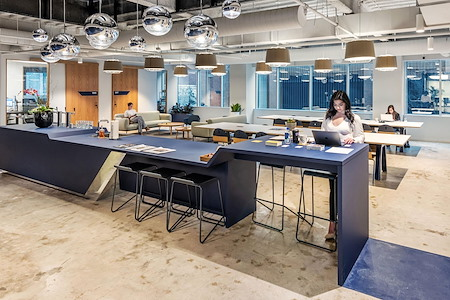 CENTRL Office | Downtown Dallas - Office 303
