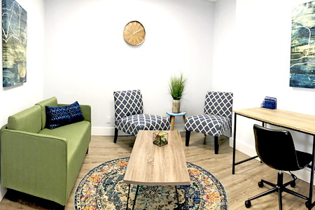 LB Co-Works - Part Time Private Office