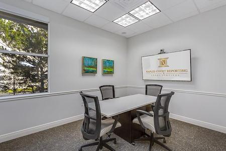 Naples Court Reporting & Legal Services - Desk 1