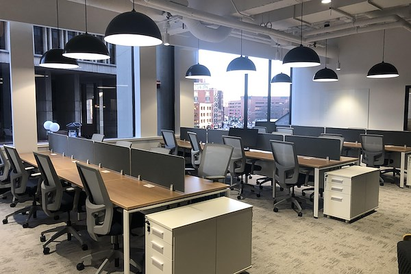 Staples Studio Boston (Government Center) - Dedicated Desk Membership
