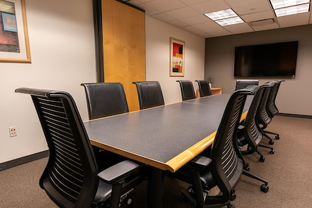 INTELLIGENT OFFICE- Melville - Large Conference Room On-demand