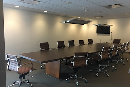 HPFY Business Center - Conference Room