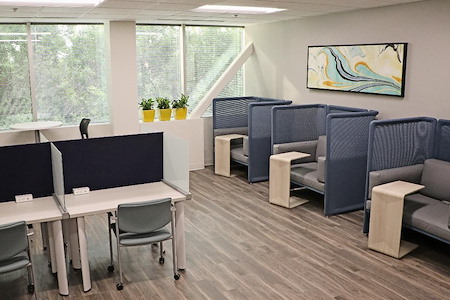 Office Evolution Hillsboro - Tanasbourne - Business Lounge